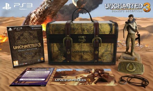 Immagine Aggiornamento: Uncharted 3 Explorer Edition