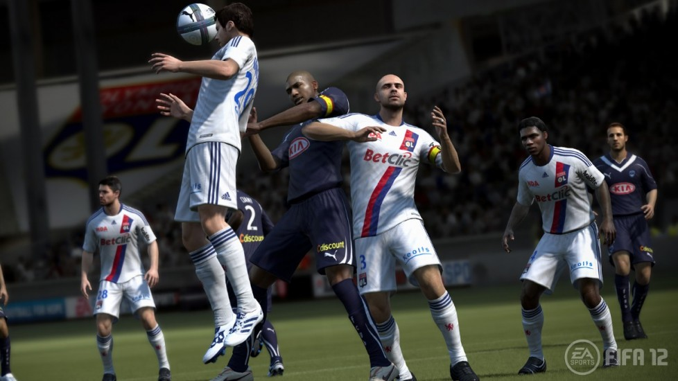 Recensione FIFA 12