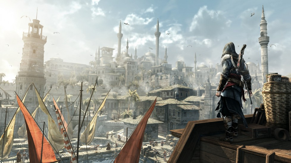Assassin's Creed Revelations: il trailer di lancio