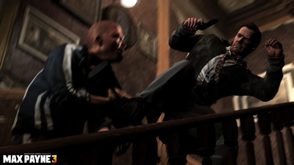 Immagine Max Payne 3 è fra noi, e anche la crew ufficiale di Ludomedia