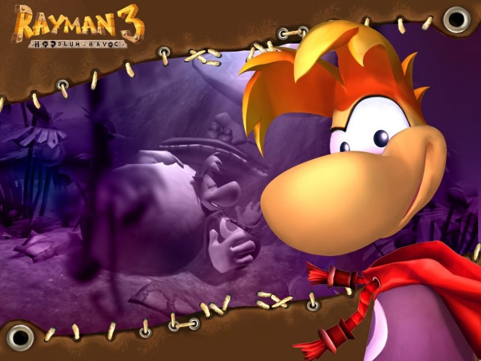 Immagine Ubisoft annuncia Rayman 3 HD