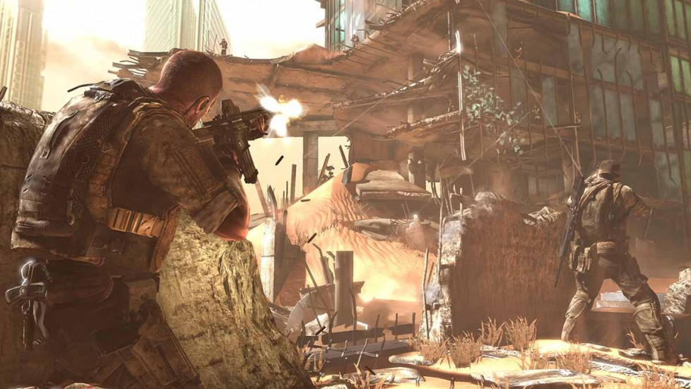 Nuovo trailer per Spec Ops: The Line