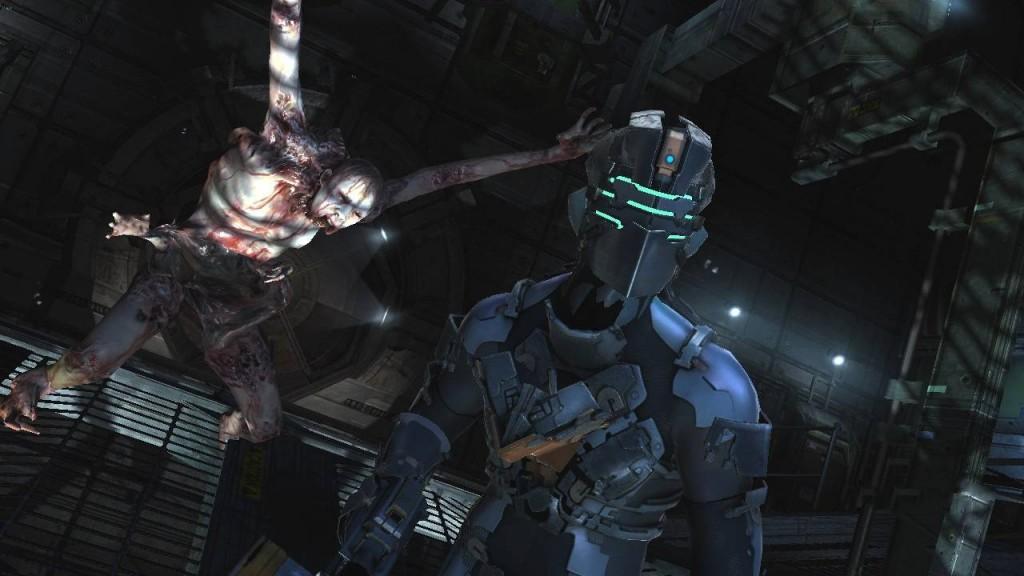 Dead Space sconfina in altri generi videoludici?