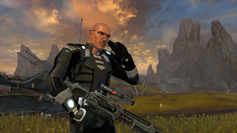 Immagine Le classi di Star Wars The Old Republic: ecco l'Agente Imperiale