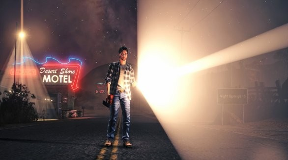 Immagine Prima immagine per Alan Wake: Night Springs