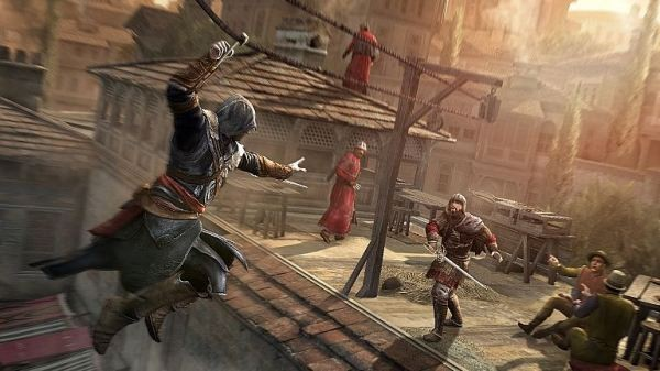 Immagine Assassin's Creed: Revelations, le locations in video
