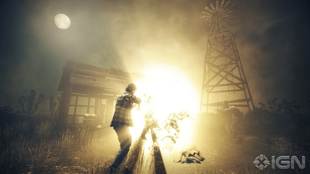 Immagine Il trailer di Alan Wake's American Nightmares