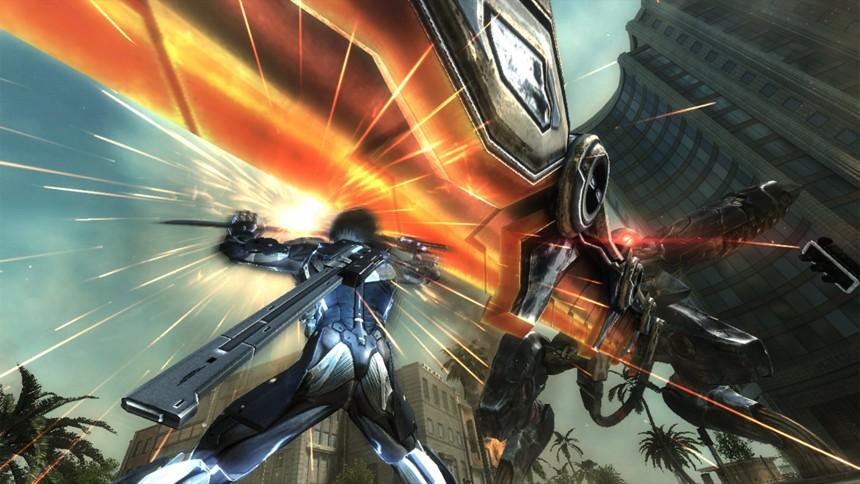 Immagine MGR: Revengeance - demo disponibile dalla prossima settimana