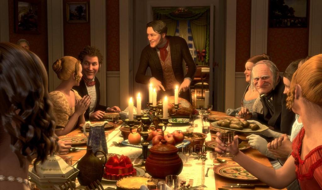 Un'immagine da A Christmas Carol