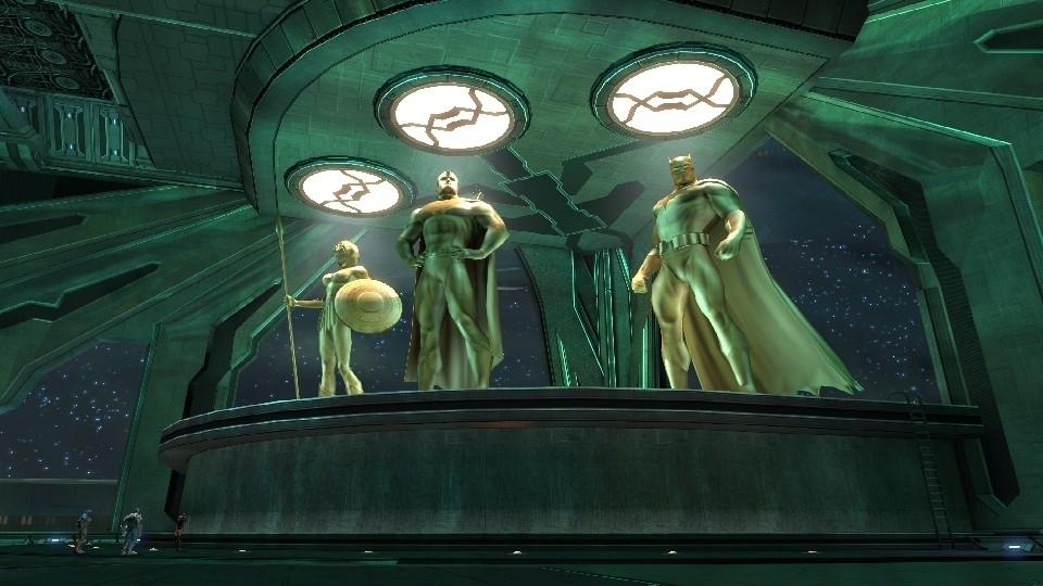 Immagine Lanterna Verde si unisce agli altri in DC Universe Online