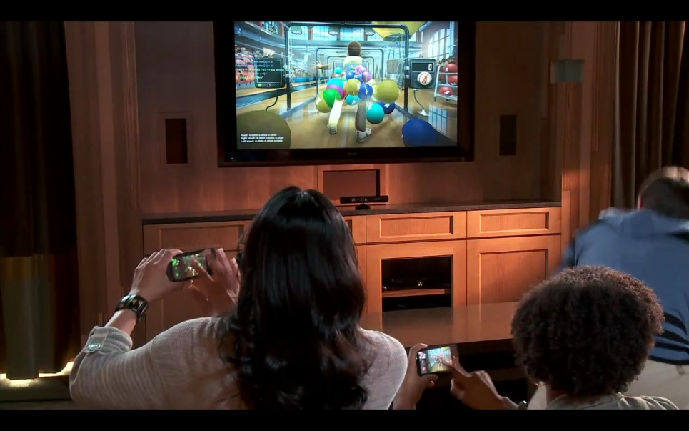 Technology Preview: Windows Phone and Kinect for XBox 360