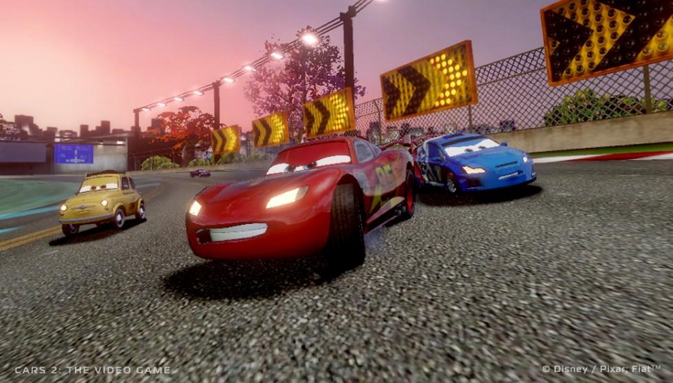 Cars 2: il videogioco