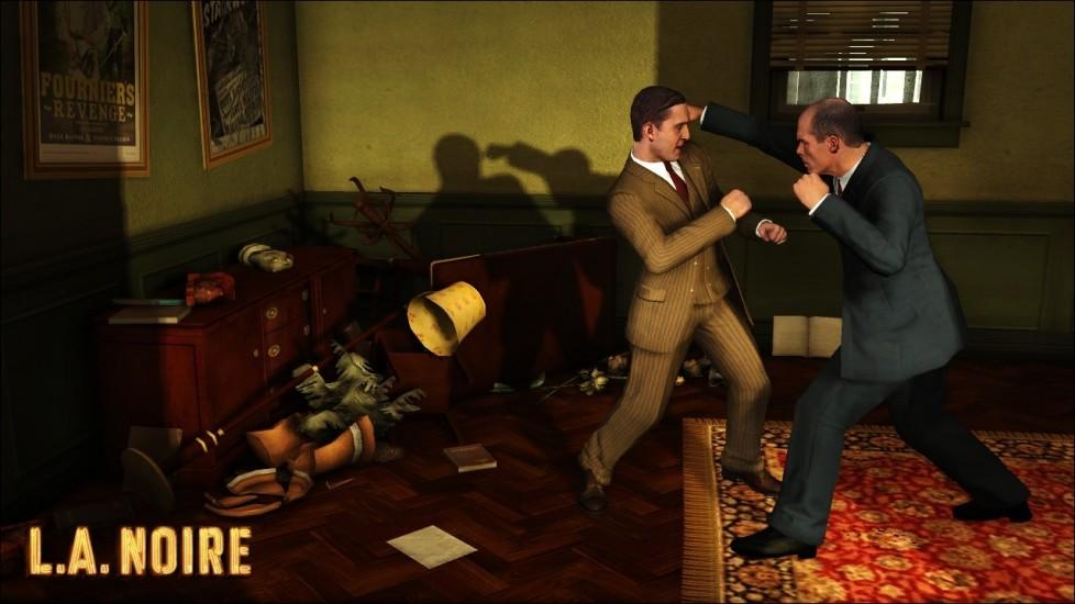 Immagine LA Noire: su Xbox 360 sono 3 DVD