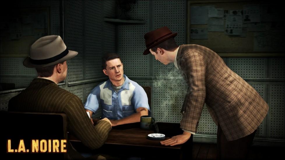 """Immagine Un trailer per il DLC """"Nicholson Electroplating"""" di L.A. Noire"""