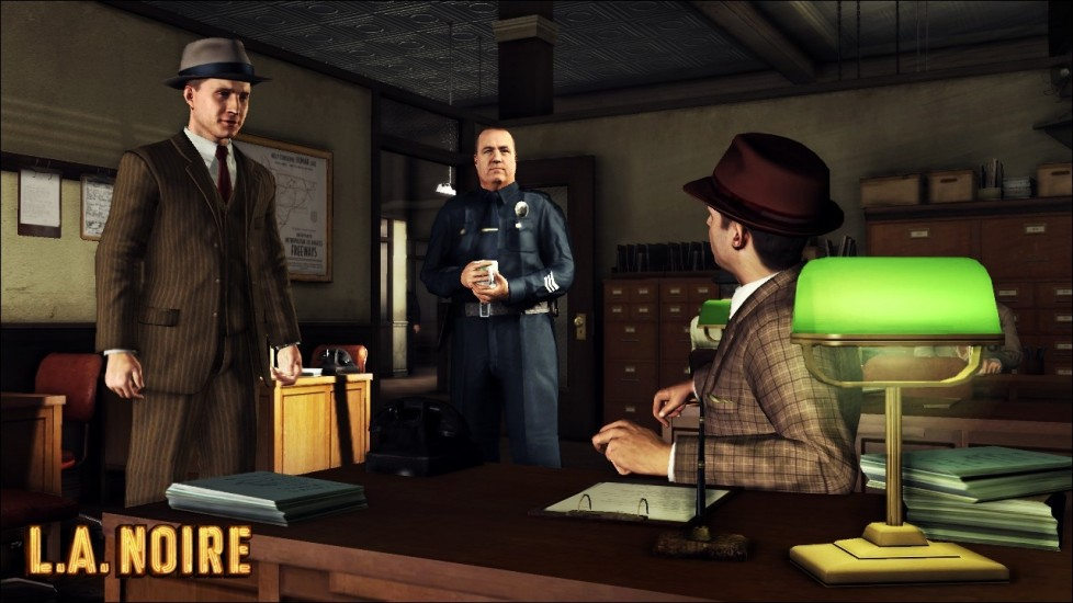 Immagine Un Mare D'Erba per la narcotici di L.A. Noire