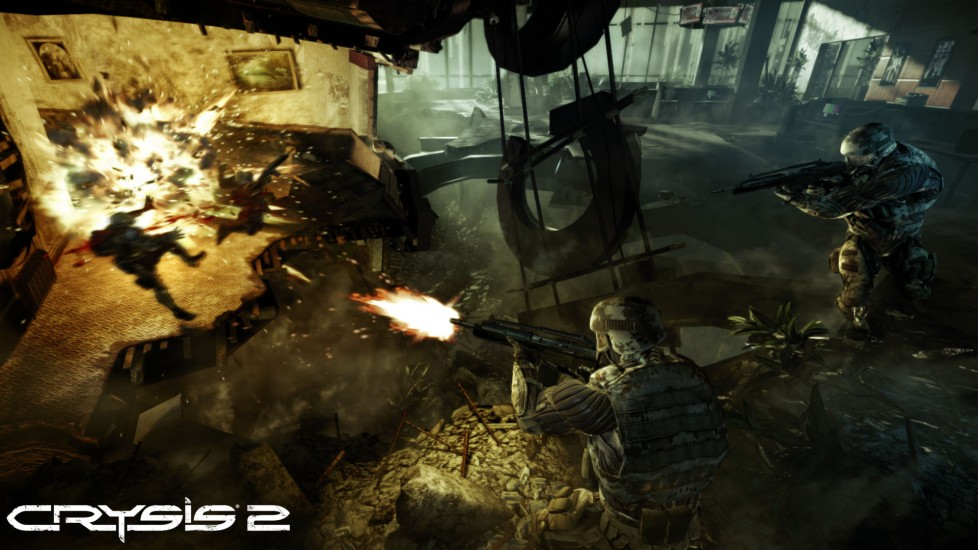 Demo di Crysis 2 disponibile su PC