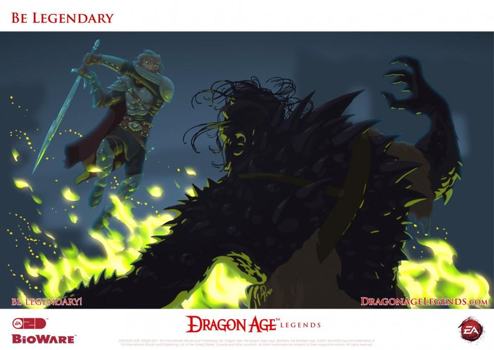 Immagine Oggetti aggiuntivi per Dragon Age 2 sbloccabili su Facebook