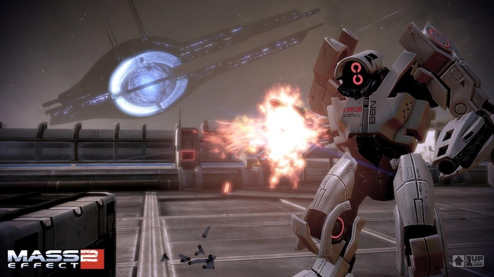 Mass Effect 2: video in anteprima per Arrival