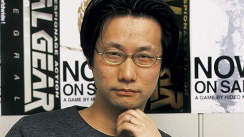 Immagine Hideo Kojima vicepresidente di Konami