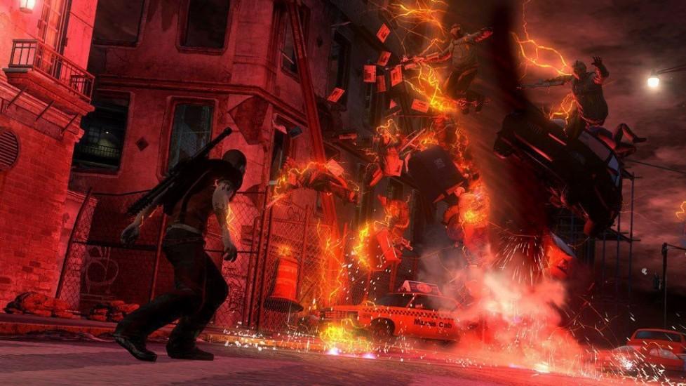 Immagine Nuovi screenshot per inFamous 2