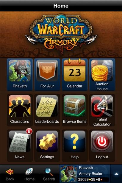 A breve disponibile la guild chat di WoW sull' iPhone