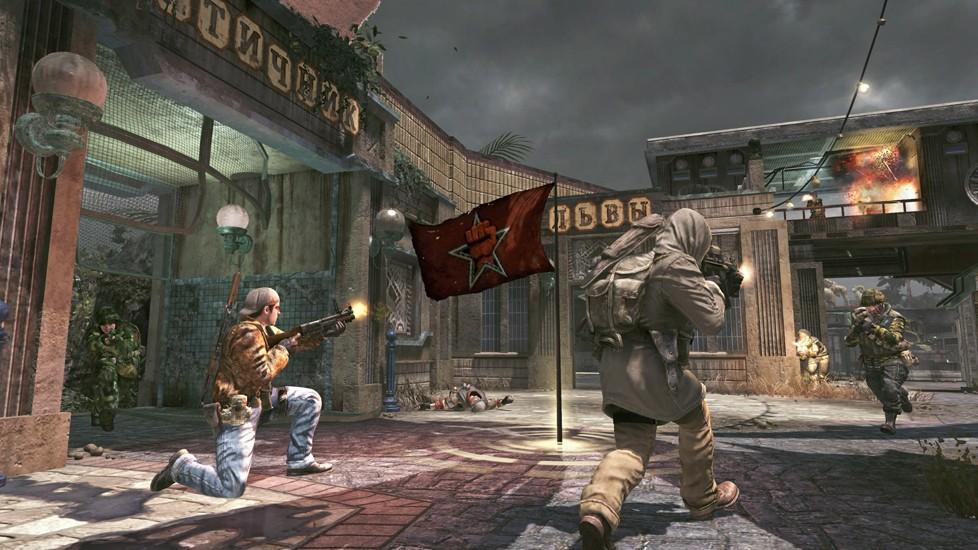 Le immagini di Escalation, il nuovo DLC di Call of Duty Black Ops in uscita il 3 Maggio in anteprima su Xbox Live.