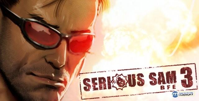 Prime immagini per Serious Sam 3