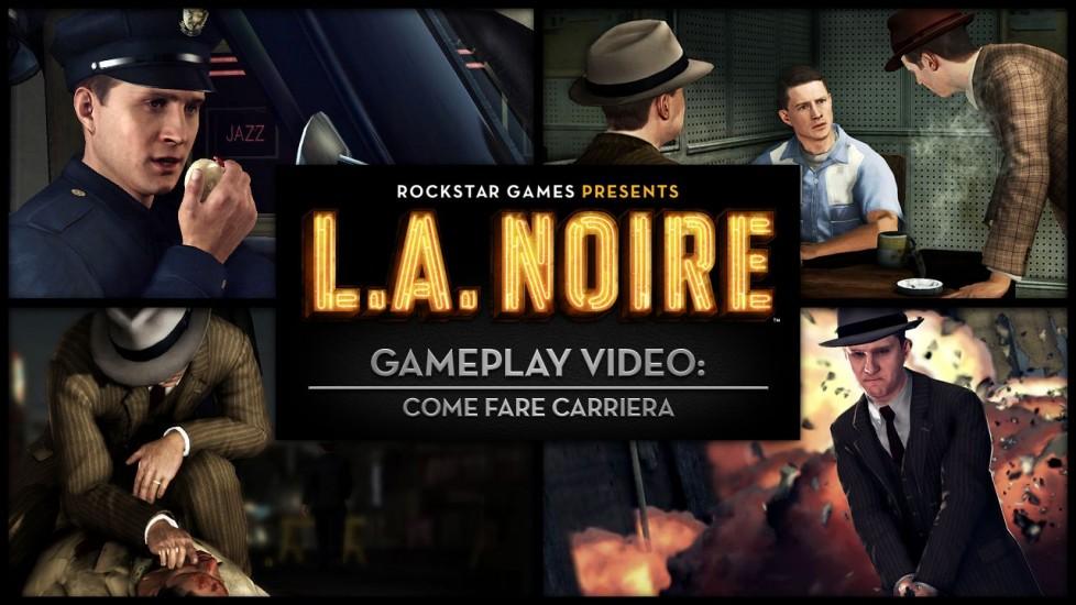 Immagine Rockstar pubblica altro video per L.A Noir