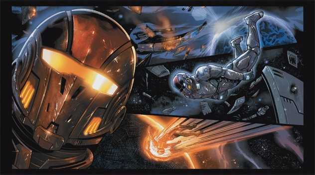 Mass Effect approda sul grande schermo