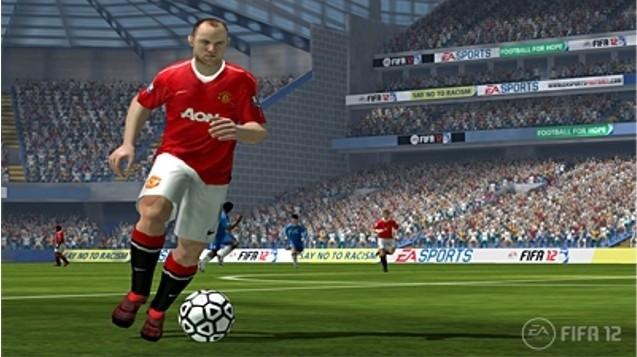 FIFA 12 anche su Nintendo 3DS