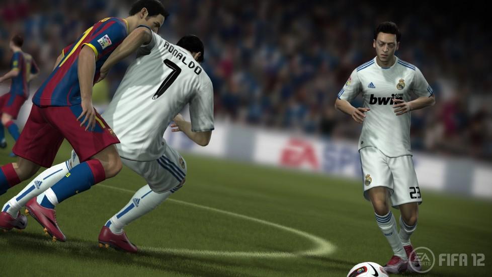 Immagine FIFA 12: prime recensioni internazionali