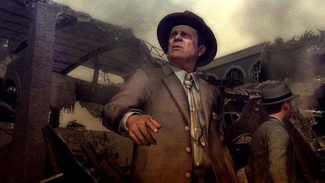 """L.A. Noire - """"Nicholson Electroplating"""" DLC case"""