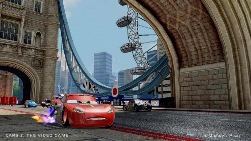 Immagine Prime recensioni anche per Cars 2: il videogioco