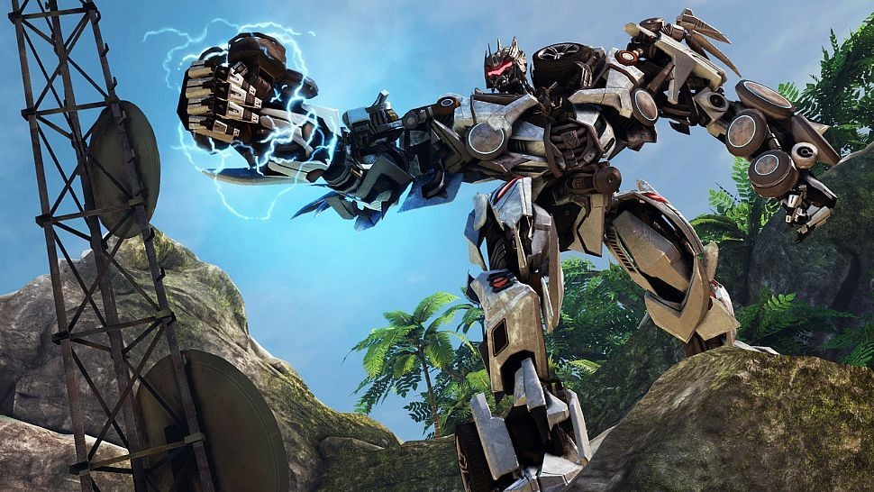 Transformers: Dark of the Moon, il videogioco