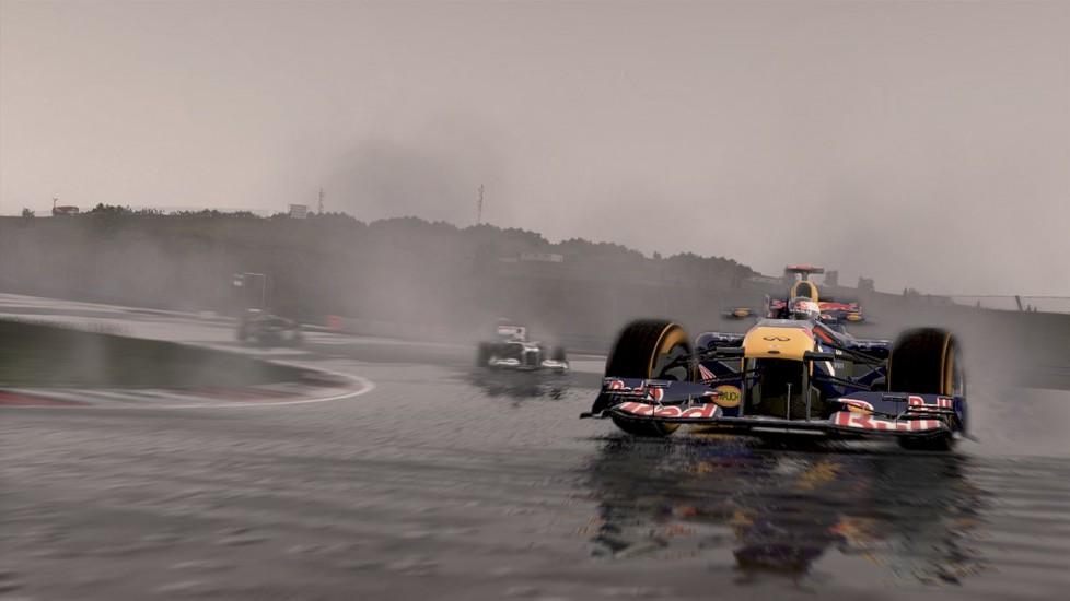 Immagine F1 2011, un video mostra la pista di Silverstone