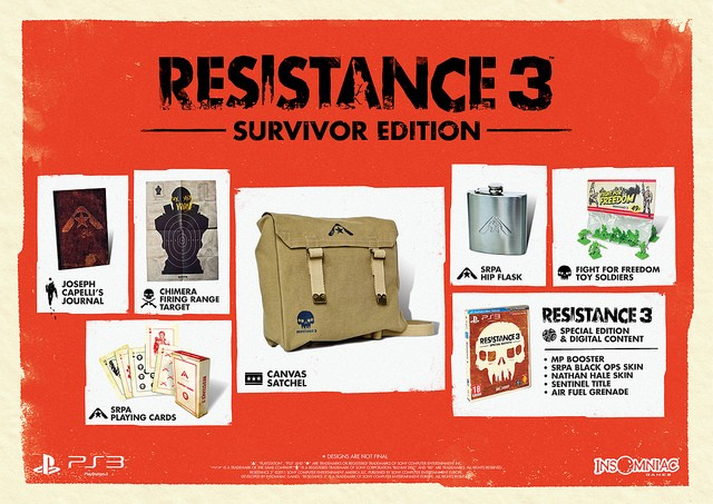 Immagine Resistance 3: Survivor Edition