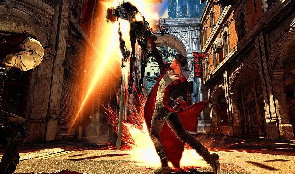 Immagine Devil May Cry demo confermata per la prossima settimana