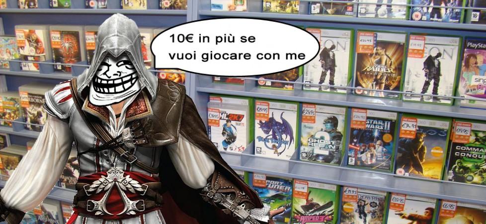 Viodeogiochi: è lotta all'usato anche per Driver e Assassin's Creed