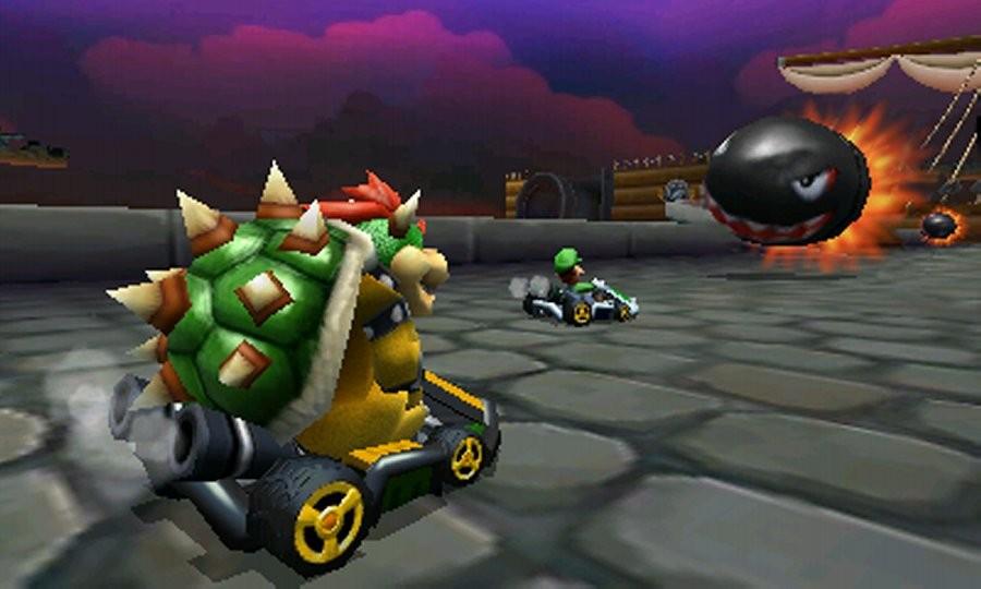 A dicembre Mario Kart 3D arriva in Giappone