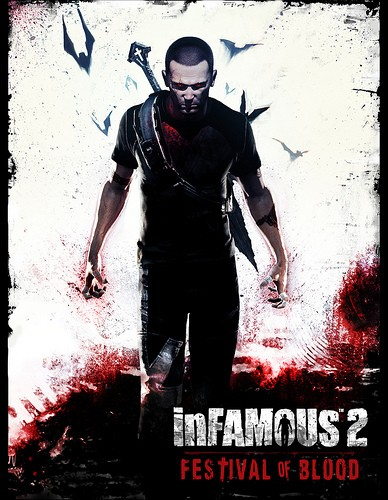 Immagine Ad Halloween inFAMOUS 2: Festival of Blood