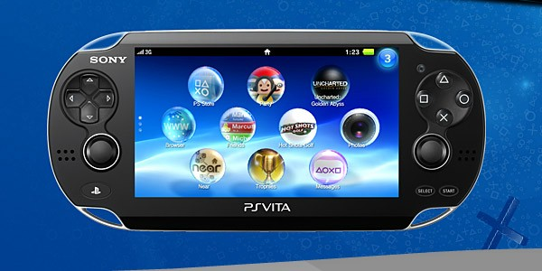 PlayStation Vita (PS Vita) - Console