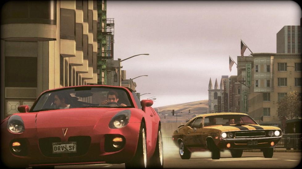 Per Driver San Francisco la demo è in arrivo