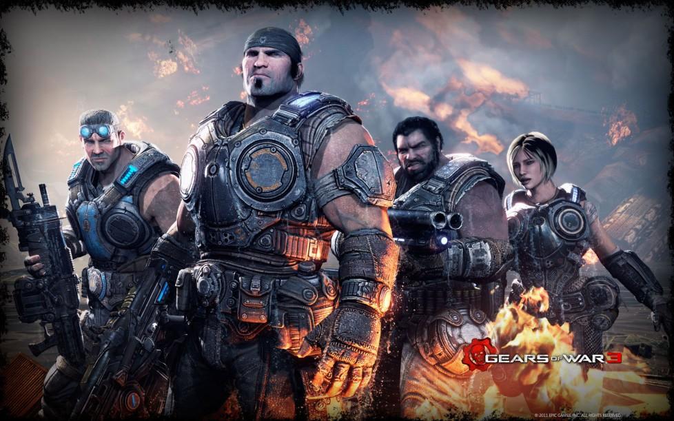 Immagine Gears of War 3: nuovo pacchetto mappe gratuito
