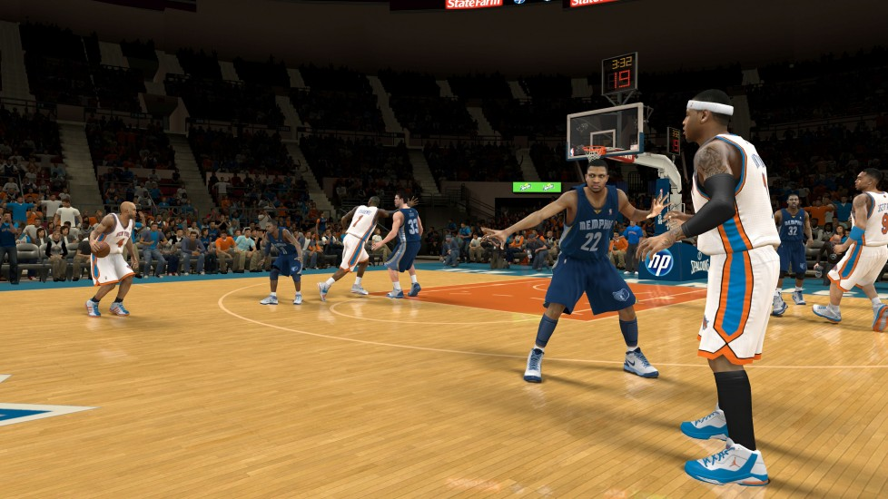 NBA 2K12, ora disponibile anche in Italia