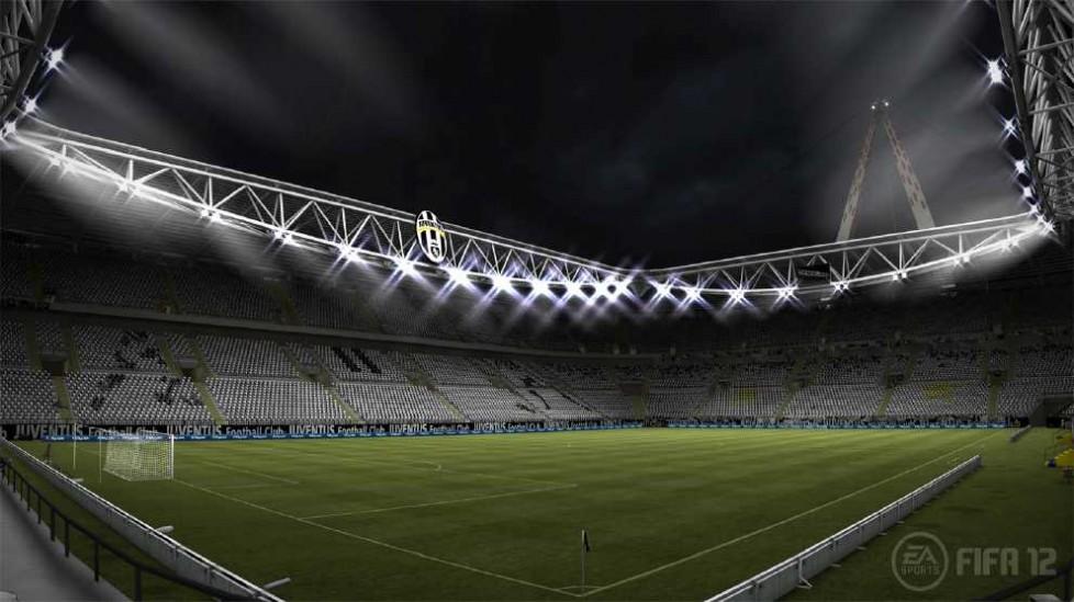 Immagine EA rivela la lista degli stadi di FiFA 12