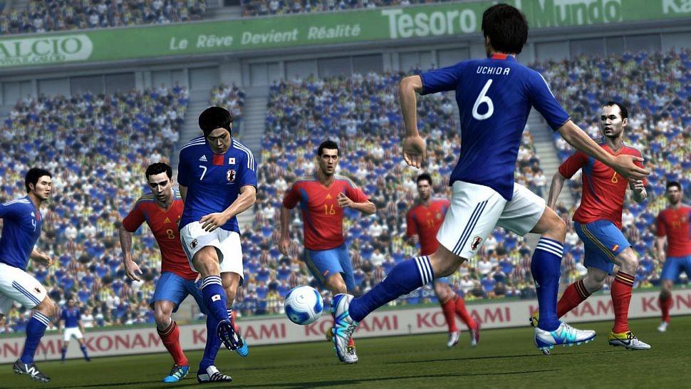 Ancora una demo per Pro Evolution Soccer 2012