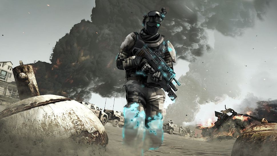 Immagine Trailer di lancio per Ghost Recon: Future Soldier