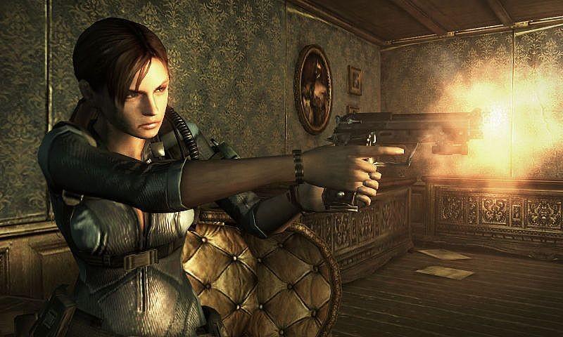 Resident Evil: rivelazioni in italiano su 3DS