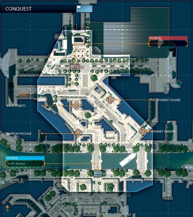 Una delle mappe più belle giocate!