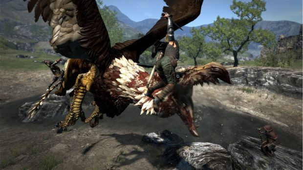 Immagine Dragon's Dogma: Videoconfronto fra PS3 e Xbox 360